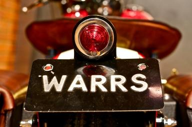 Warr's Signature Bobber ©MLoFoto